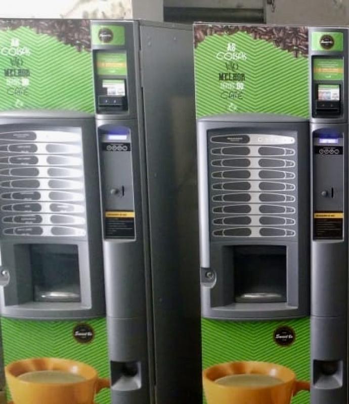 Quanto Custa Aluguel de Máquinas de Café para Faculdade Ibirapuera - Aluguel de Máquina de Café