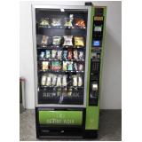 aluguel de máquina comida saudável