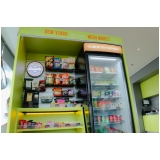 aluguel de micro market smart express Parque dos Pomares