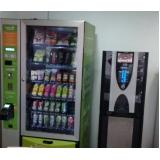 locação de maquina comida saudável Jardim Paulistano