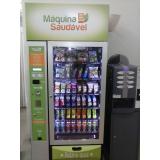 locação de máquina de produtos saudáveis Vila Mariana
