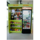 máquina automática comida valores Jardim Santa Terezinha
