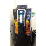 máquina de café automática Jardim Paulista