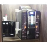 máquina de café expresso preço Cerqueira César