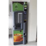 máquina de café expresso Santo Amaro