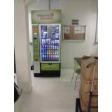 máquina fast food comida saudável Ibirapuera