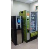 máquina fast food de alimentação saudavel preço Cerqueira César