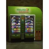 máquina saudável Ibirapuera
