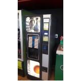 máquina de café comodato