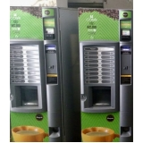 máquinas de café solúvel automática