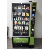 onde encontro venda de máquina de alimentos saudáveis Vila Olímpia