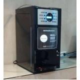 orçamento de locação de maquina comida saudável Jabaquara