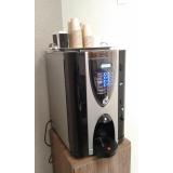 orçamento de máquina de café para empresa Brooklin