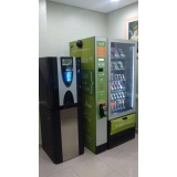 orçamento de máquina fast food de comida saudavel Campo Grande