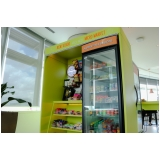preço de mini loja de conveniência Parque do Chaves