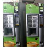 quanto custa aluguel de máquinas de café com cappuccino Ibirapuera