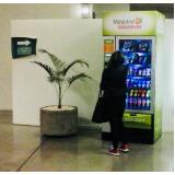 quanto custa locação de máquina saudavel para faculdade Jardim São Luiz