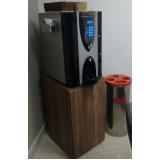 quanto custa máquina de café para escritório Tatuapé