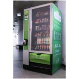 valor de máquina comida Vila Sônia