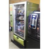 venda de máquina de snack saudável Alphaville