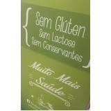 venda de máquina de alimentos saudáveis