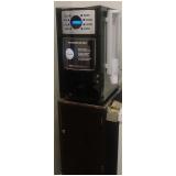 máquina de café para consultório