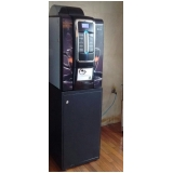 Vending Machine de Café