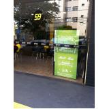 vending machine produtos saudáveis preço Jardim América
