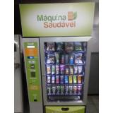 vending machine produtos saudáveis Jardim Marajoara