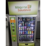 vending machine produtos saudáveis Socorro