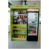 vending machine refrigerante Jardim Campinas
