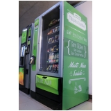 vending machine customizada