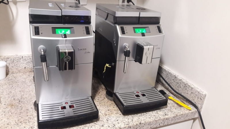 Venda de Máquina de Café Expresso Preço Ipiranga - Venda de Máquina de Café para Escola